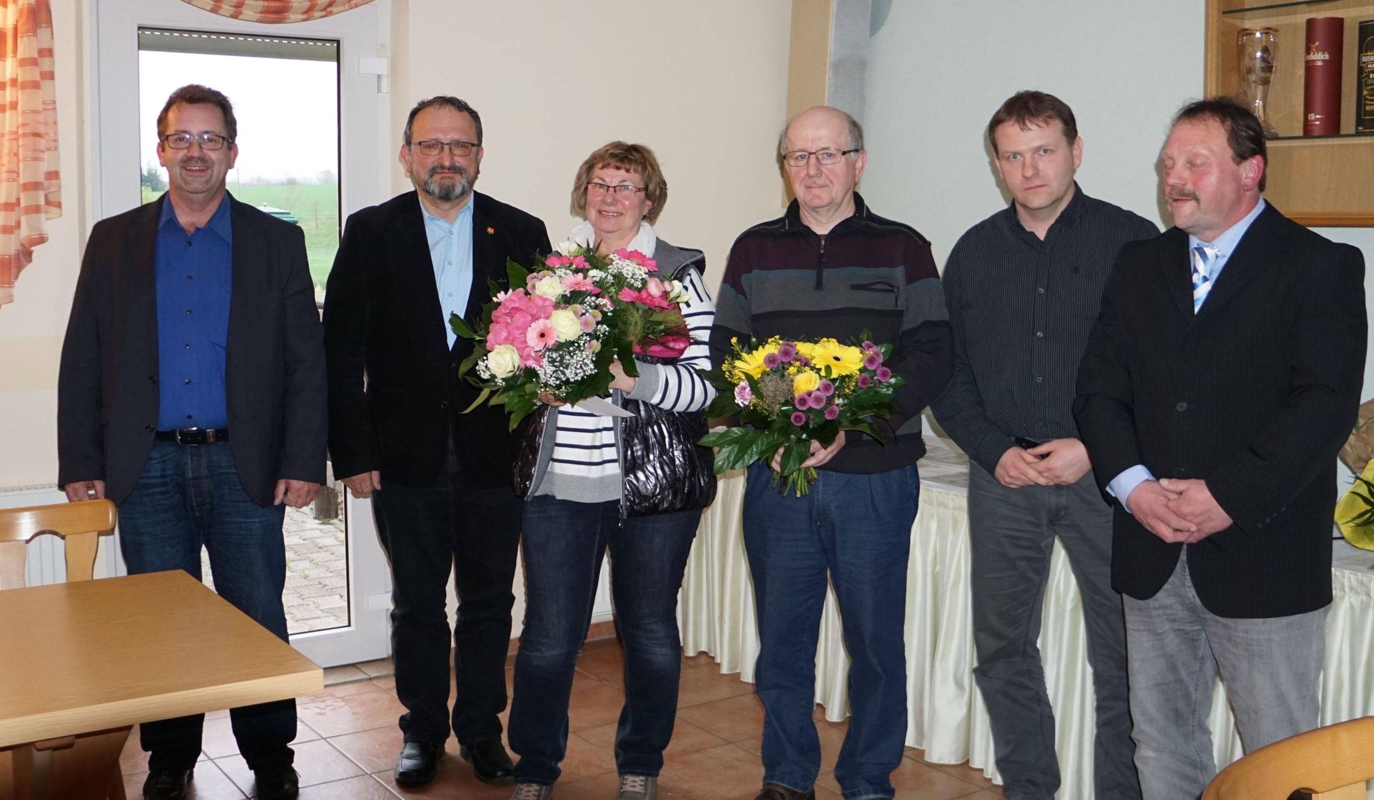 Gruppenbild Mitgliederversammlung